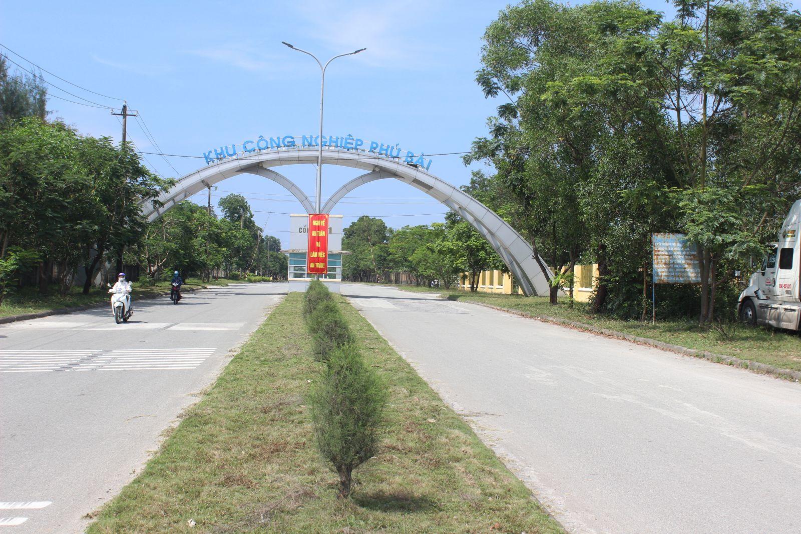 Thừa Thiên - Huế: Nhiều khu công nghiệp thiếu hệ thống xử lý nước thải