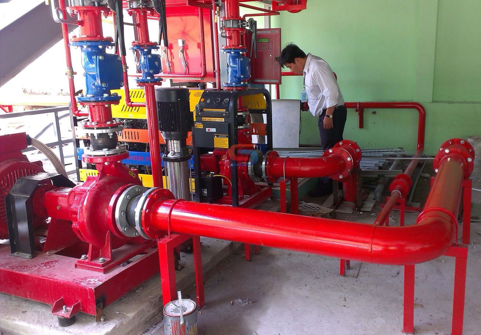 Những lợi ích của việc bảo trì hệ thống phòng cháy chữa cháy.