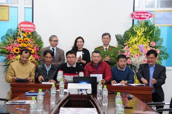 Thừa Thiên Huế: Thành lập Cụm doanh nghiệp an toàn, hỗ trợ phòng cháy chữa cháy và cứu nạn cứu hộ