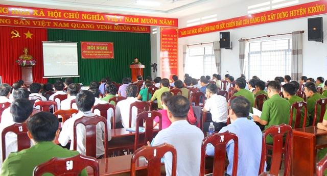 Tầm quan trọng của công tác PCCC đối với các khu chế xuất, khu công nghiệp trên địa bàn thành phố Huế