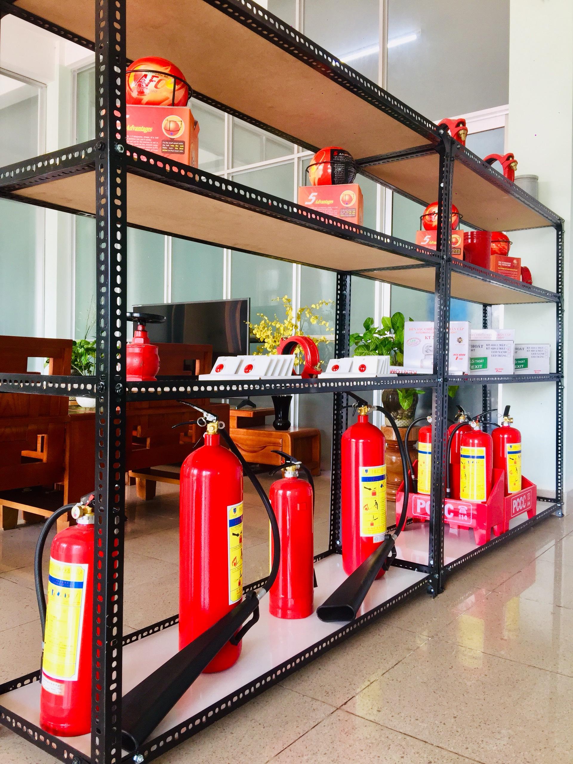 Chuyên cung cấp Bình chữa cháy tại Huế