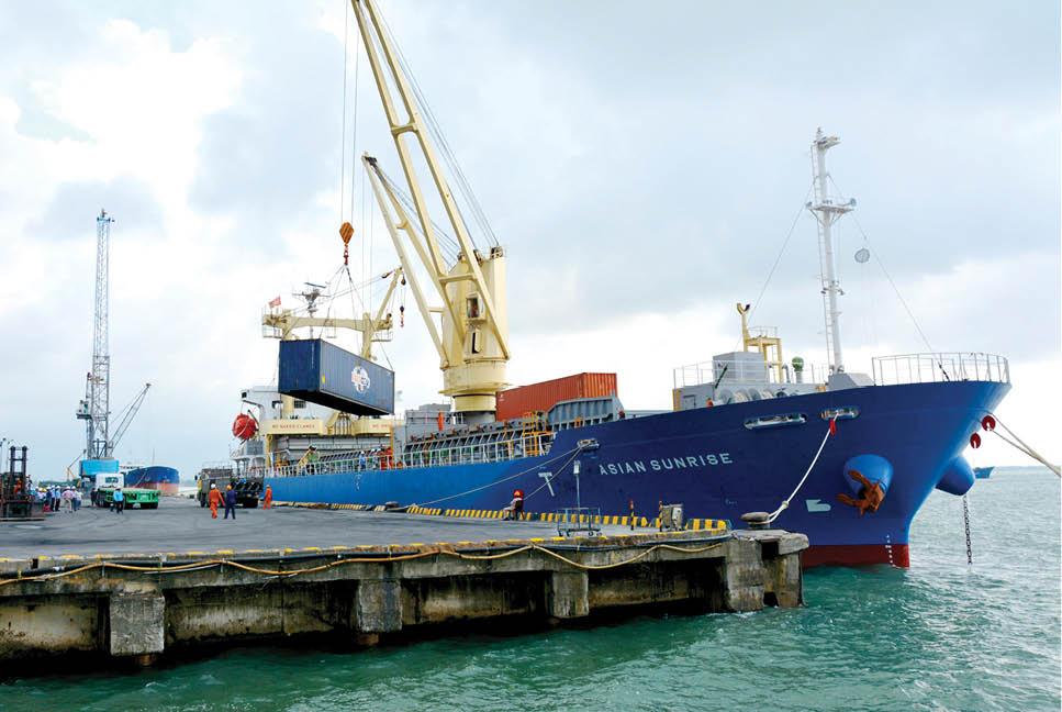 Phát triển chuỗi dịch vụ logistics: Động lực để ngành công nghiệp bứt phá