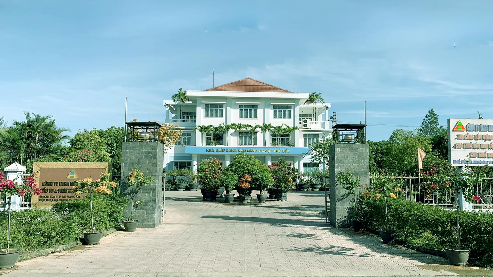 Banner Nhà điều hành